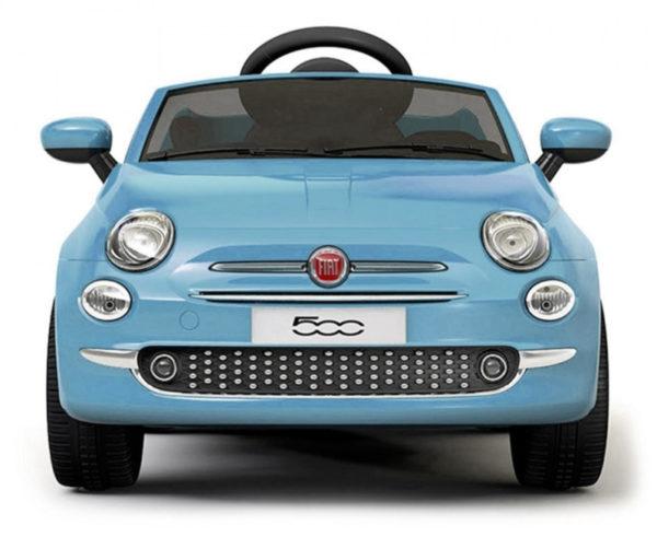 Fiat 500 Kinderauto Blauw 3