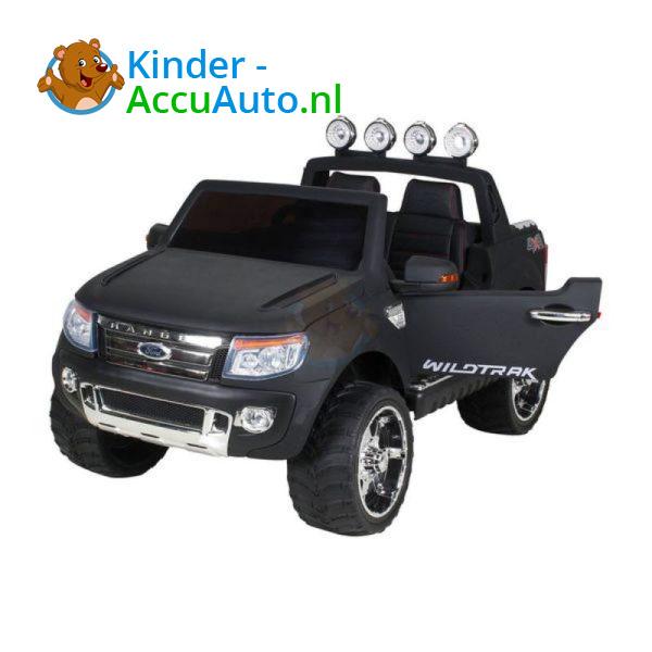 Ford Ranger Kinderauto Mat Zwart 1