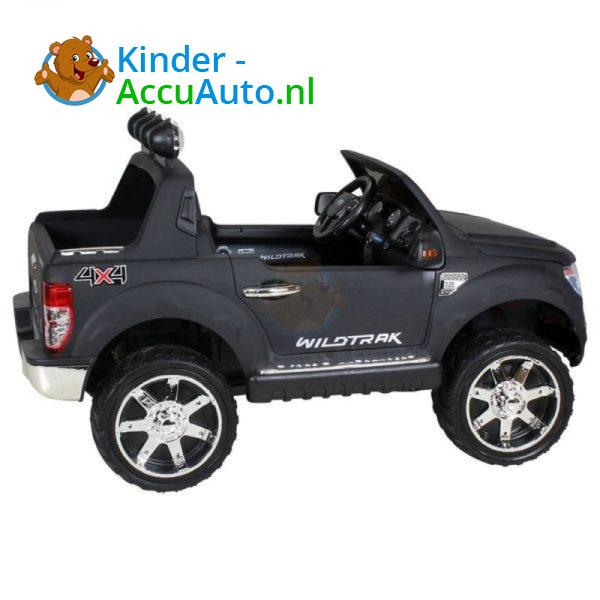 Ford Ranger Kinderauto Mat Zwart 10