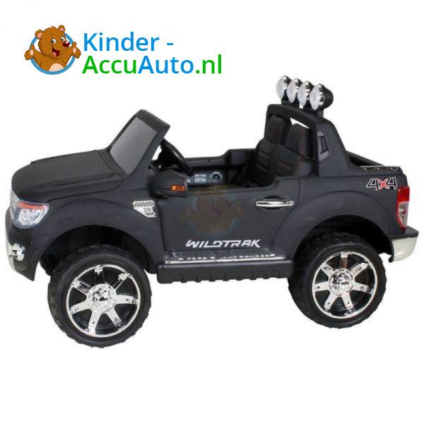 Ford Ranger Kinderauto Mat Zwart 11