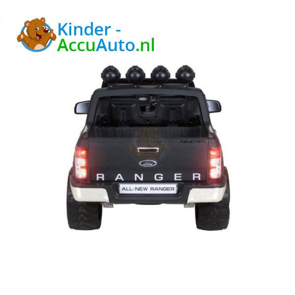 Ford Ranger Kinderauto Mat Zwart 12