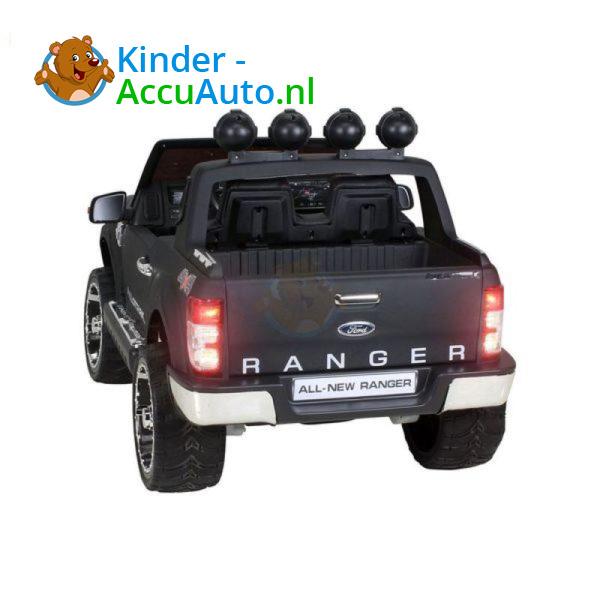 Ford Ranger Kinderauto Mat Zwart 13
