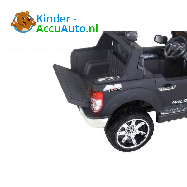 Ford Ranger Kinderauto Mat Zwart 3