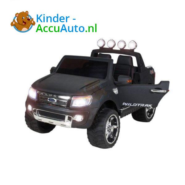 Ford Ranger Kinderauto Mat Zwart 4
