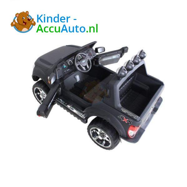 Ford Ranger Kinderauto Mat Zwart 5