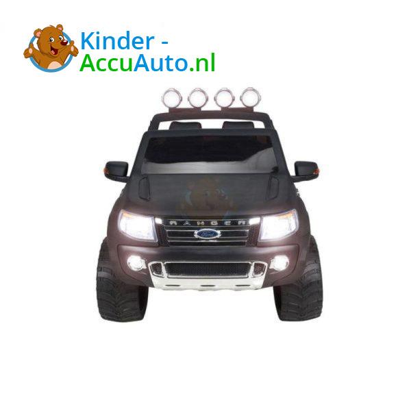 Ford Ranger Kinderauto Mat Zwart 7