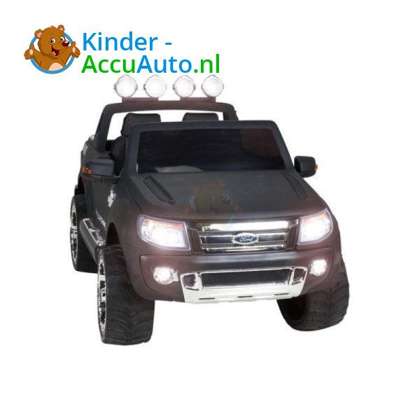 Ford Ranger Kinderauto Mat Zwart 8