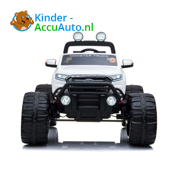 Ford Ranger Monster Truck Kinderauto Wit 2