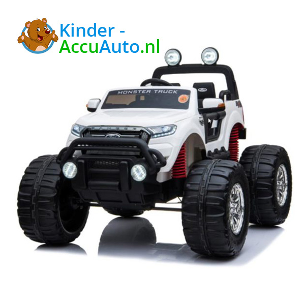 Ford Ranger Monster Truck Kinderauto Wit 3