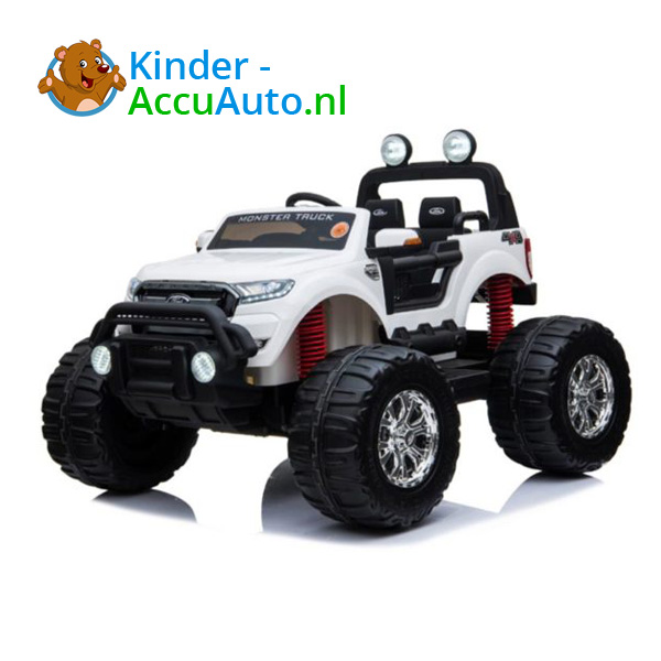Ford Ranger Monster Truck Kinderauto Wit 4