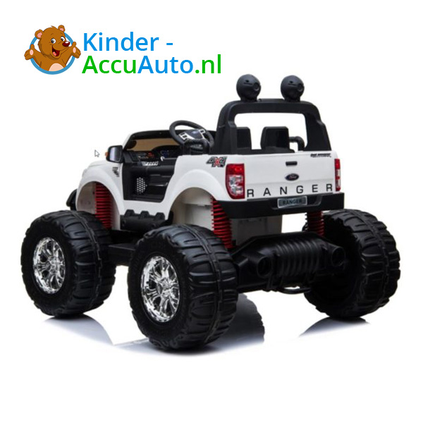 Ford Ranger Monster Truck Kinderauto Wit 6