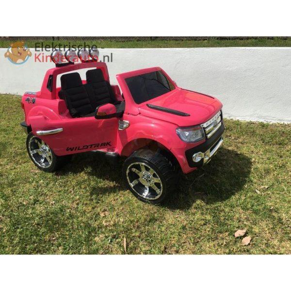 Ford Ranger Kinderauto Roze 11