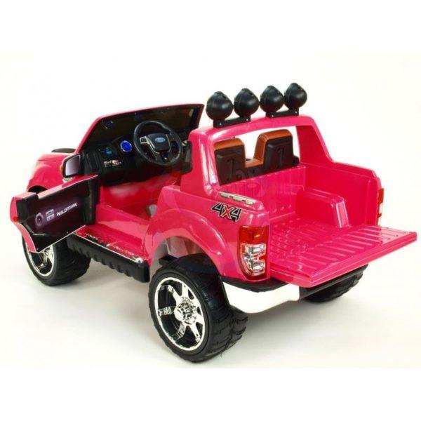 Ford Ranger Kinderauto Roze 2