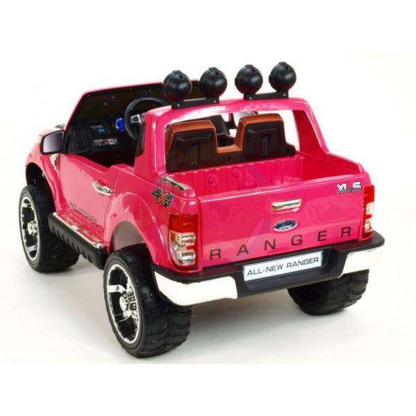 Ford Ranger Kinderauto Roze 3