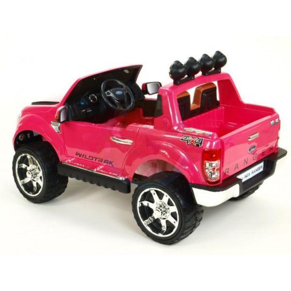 Ford Ranger Kinderauto Roze 4