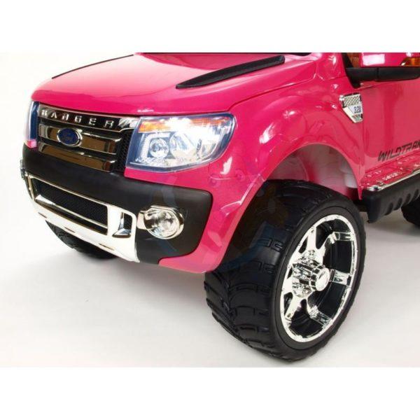 Ford Ranger Kinderauto Roze 5