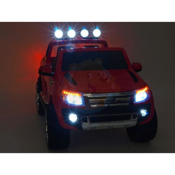 Ford Ranger Kinderauto Roze 7