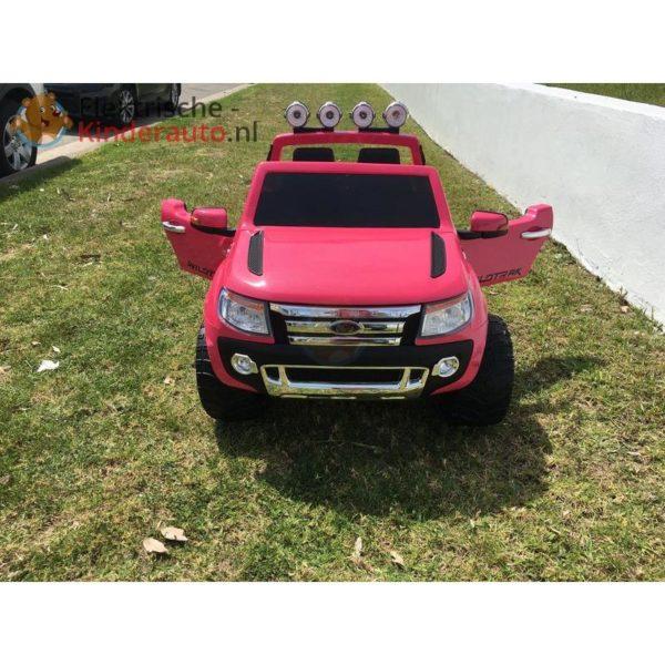 Ford Ranger Kinderauto Roze 9