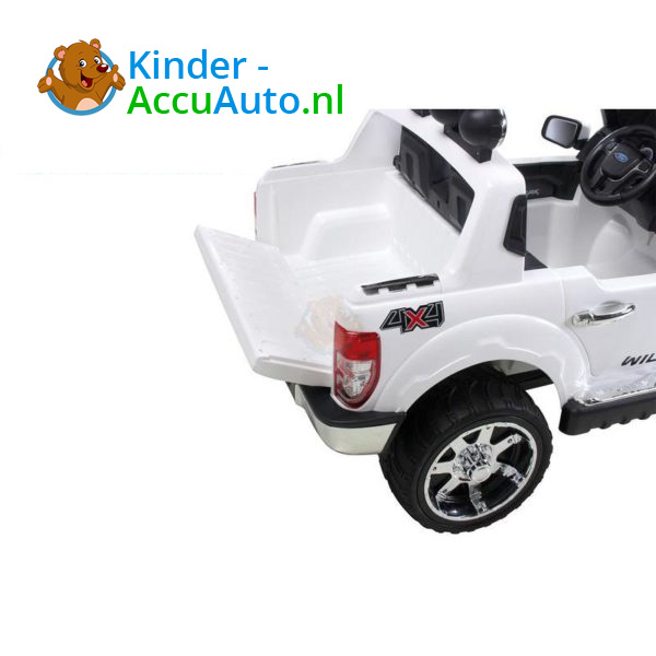 Ford Ranger Kinderauto Wit 3