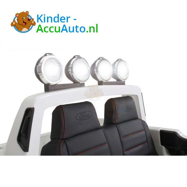 Ford Ranger Kinderauto Wit 4