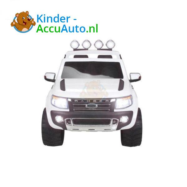 Ford Ranger Kinderauto Wit 5
