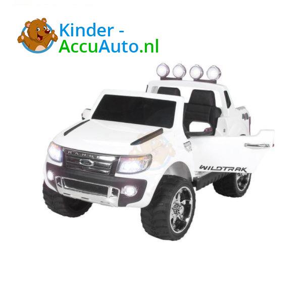 Ford Ranger Kinderauto Wit 7