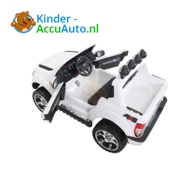 Ford Ranger Kinderauto Wit 9