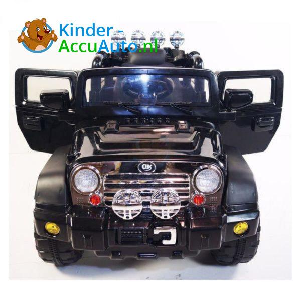 Jeep Kinderauto Zwart 2