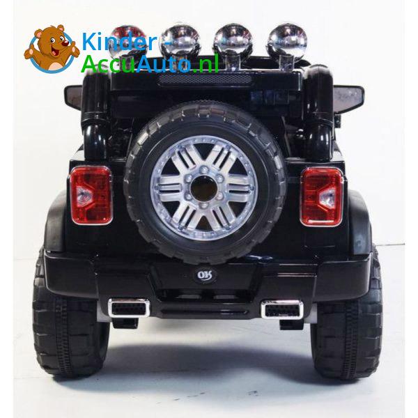 Jeep Kinderauto Zwart 3
