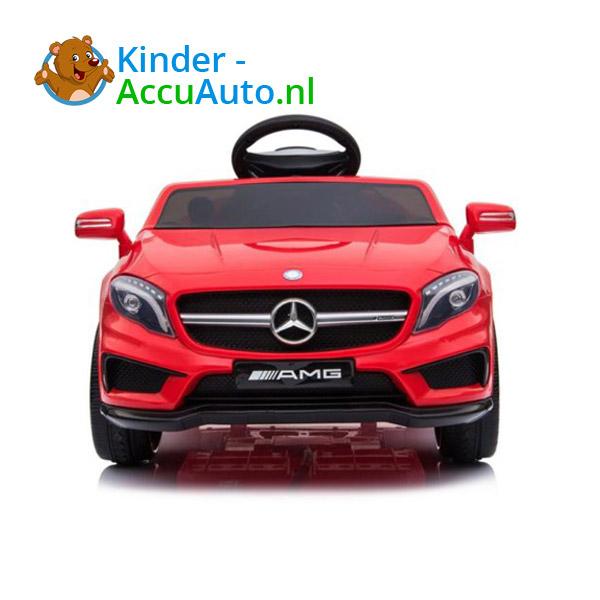 Mercedes GLA45 AMG Kinderauto Rood 2