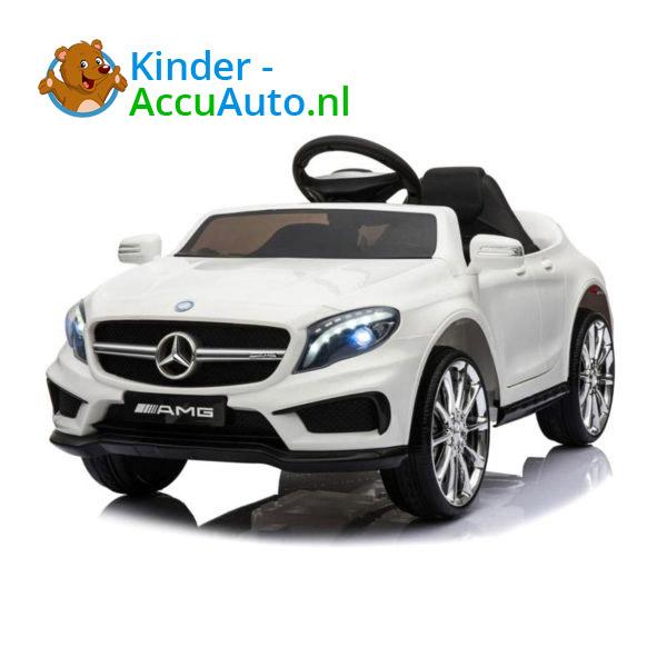 Mercedes GLA45 AMG Kinderauto Wit 1