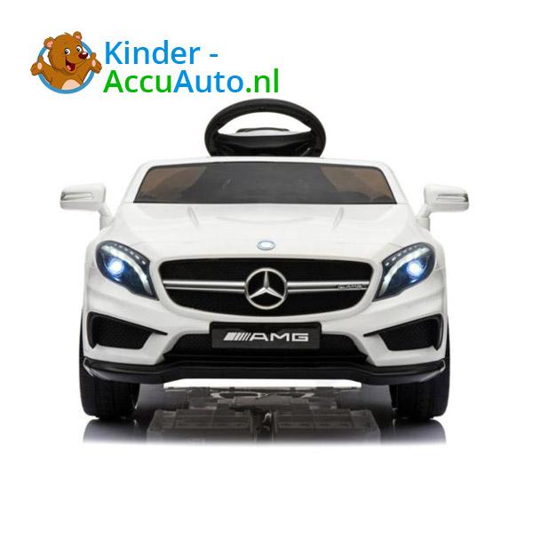 Mercedes GLA45 AMG Kinderauto Wit 3