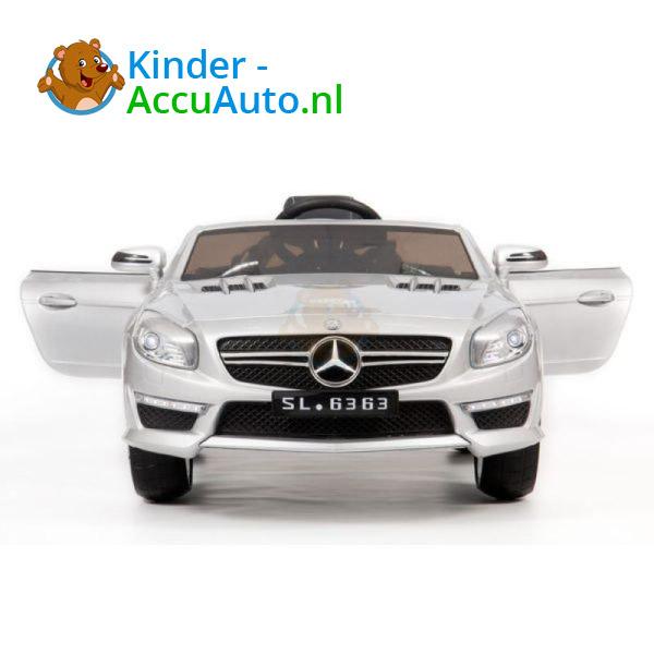 Mercedes SL63 AMG Kinderauto Zilver 7