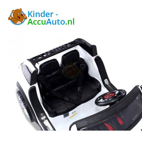 Mini Cooper Beachcomber Kinderauto Wit 5