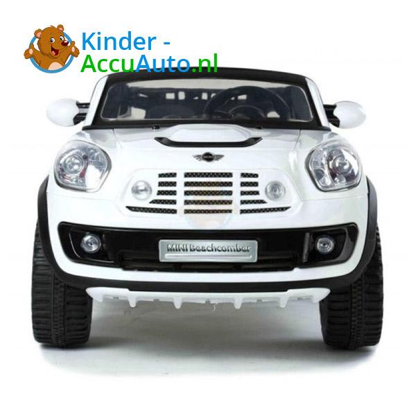 Mini Cooper Beachcomber Kinderauto Wit 9