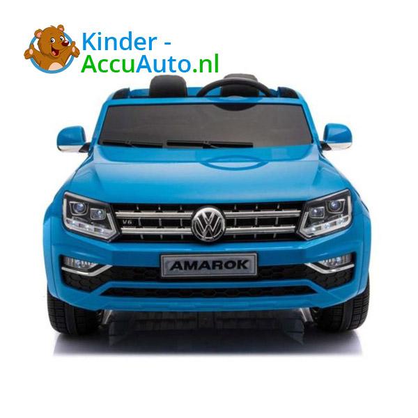 Volkswagen Amarok Kinderauto Blauw 2