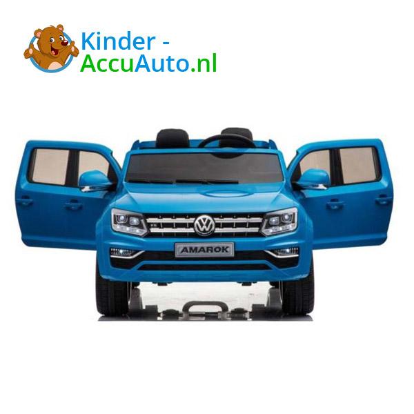 Volkswagen Amarok Kinderauto Blauw 3