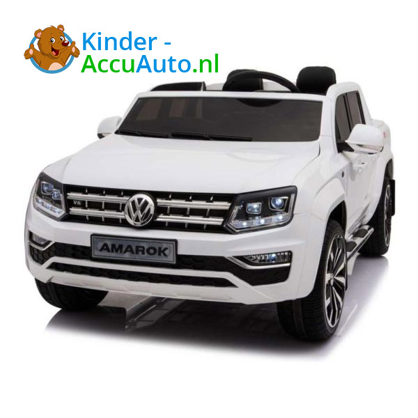 Volkswagen Amarok Kinderauto Wit 1