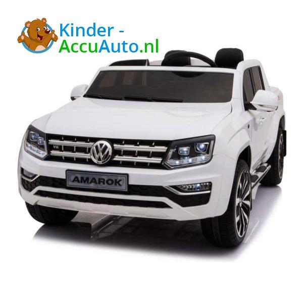 Volkswagen Amarok Kinderauto Wit 2