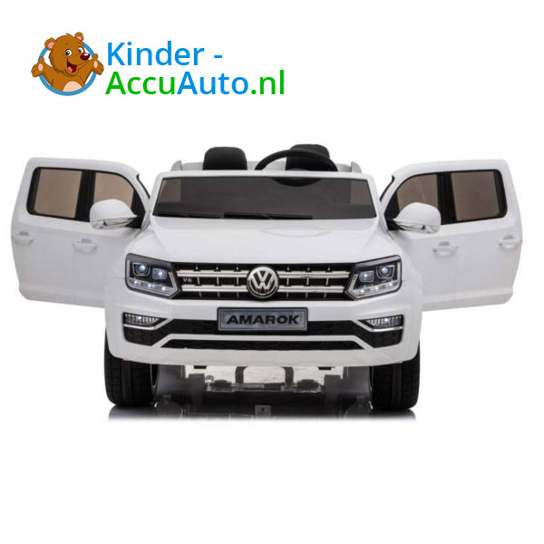 Volkswagen Amarok Kinderauto Wit 3