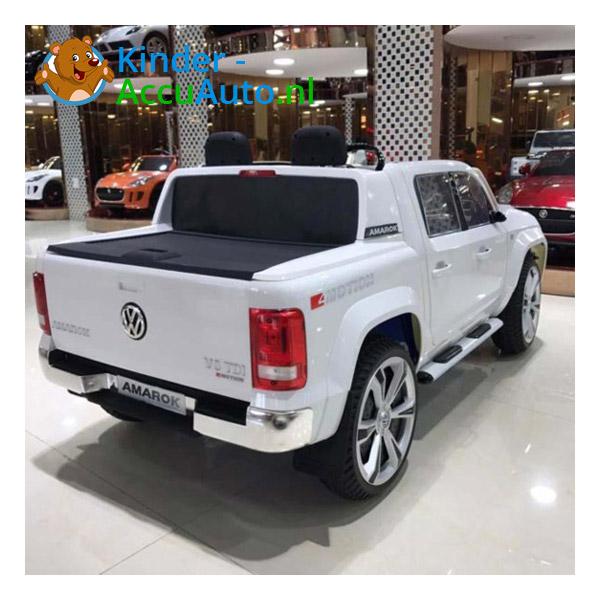 Volkswagen Amarok Kinderauto Wit 5