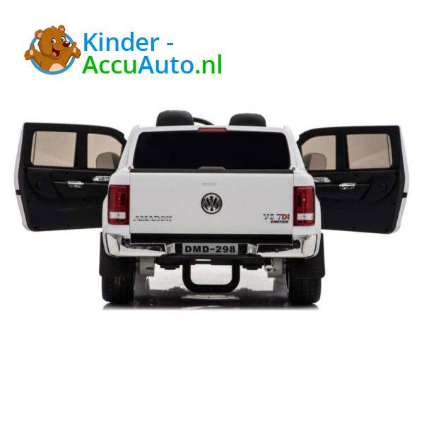 Volkswagen Amarok Kinderauto Wit 6