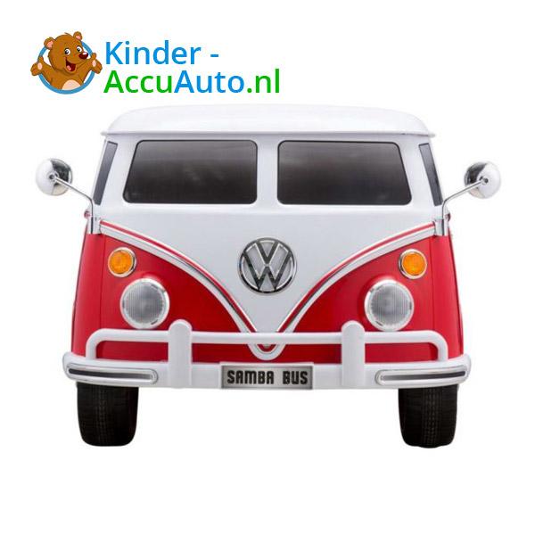 Volkswagen Campervan T1 Kinderauto Rood 4