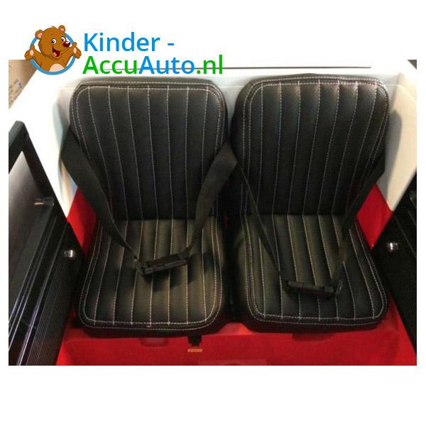 Volkswagen Campervan T1 Kinderauto Rood 6