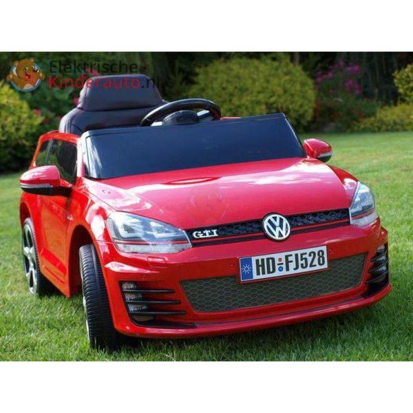 Volkswagen Golf GTI Kinderauto Rood 11