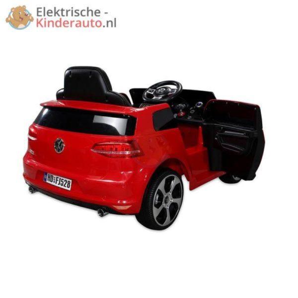 Volkswagen Golf GTI Kinderauto Rood 3