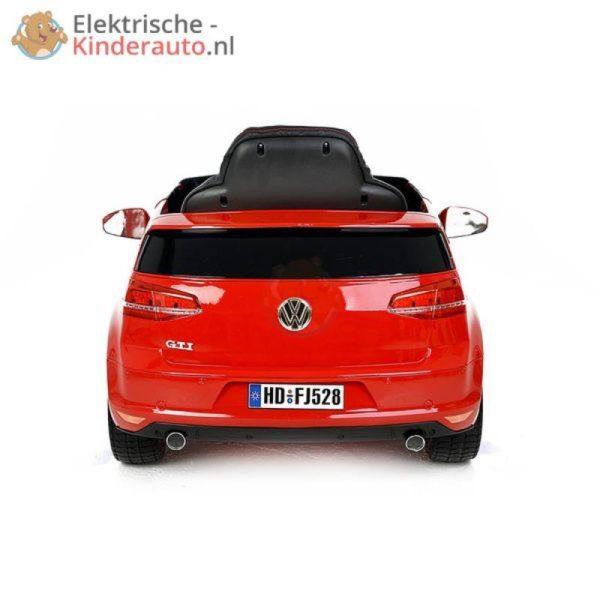 Volkswagen Golf GTI Kinderauto Rood 4