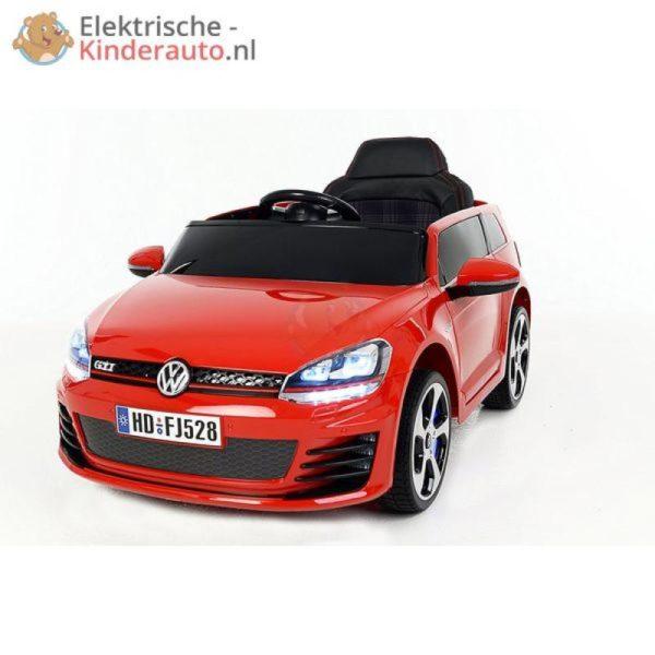 Volkswagen Golf GTI Kinderauto Rood 7