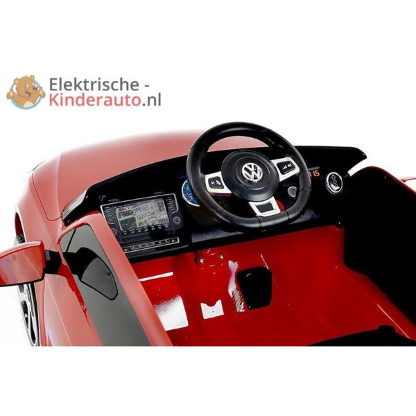 Volkswagen Golf GTI Kinderauto Rood 9