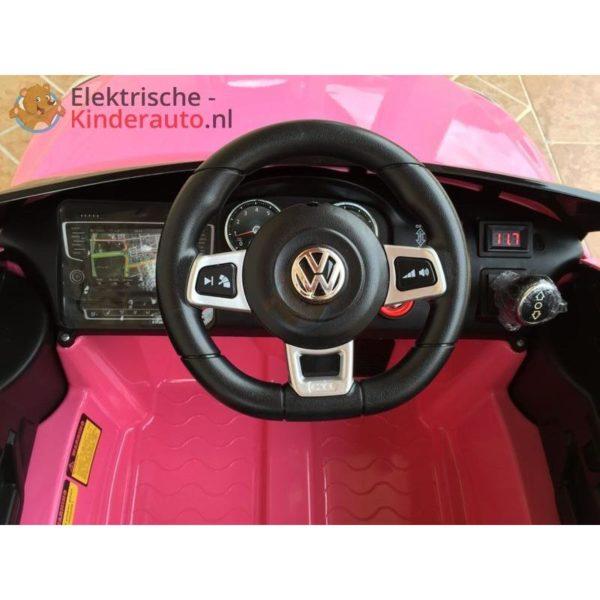 Volkswagen Golf GTI Kinderauto Roze 9